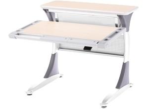 стол раскладной со стеклом диез т7